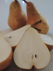 Bosc pears are my favourite