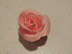 Two layers petal cut out