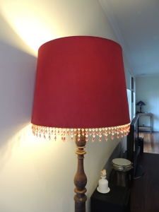 The old lampshade